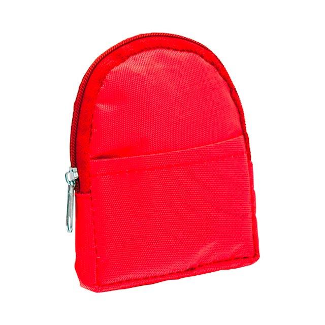 Dodge peněženka - červená