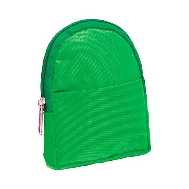 Dodge peněženka - zelená