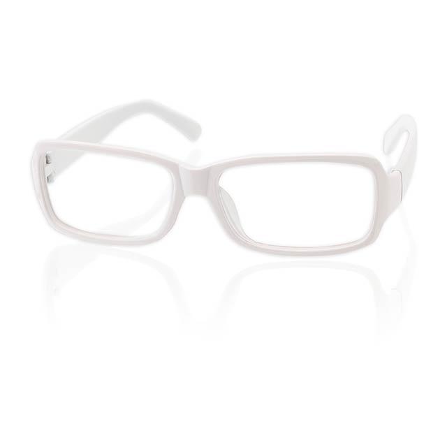Martyns obroučky brýlí - bílá