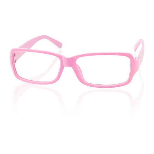 Martyns obroučky brýlí - růžová