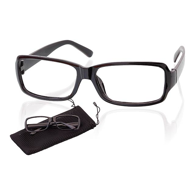 Martyns obroučky brýlí - černá