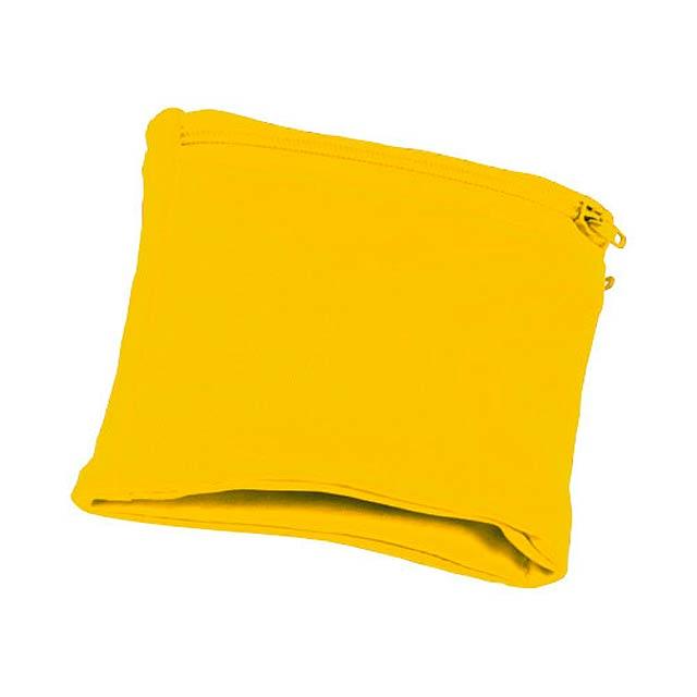 Oakley manžeta - žlutá
