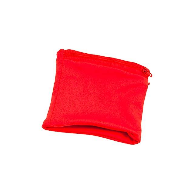 Oakley manžeta - červená