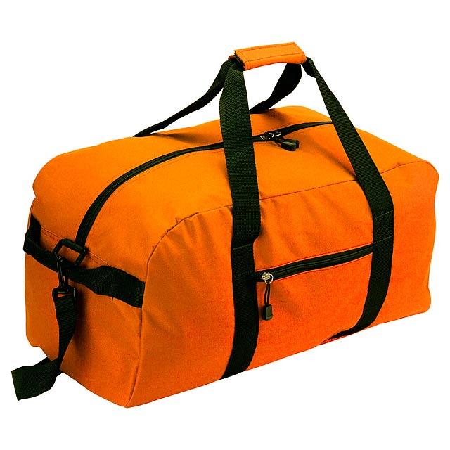 Drako sportovní taška - oranžová