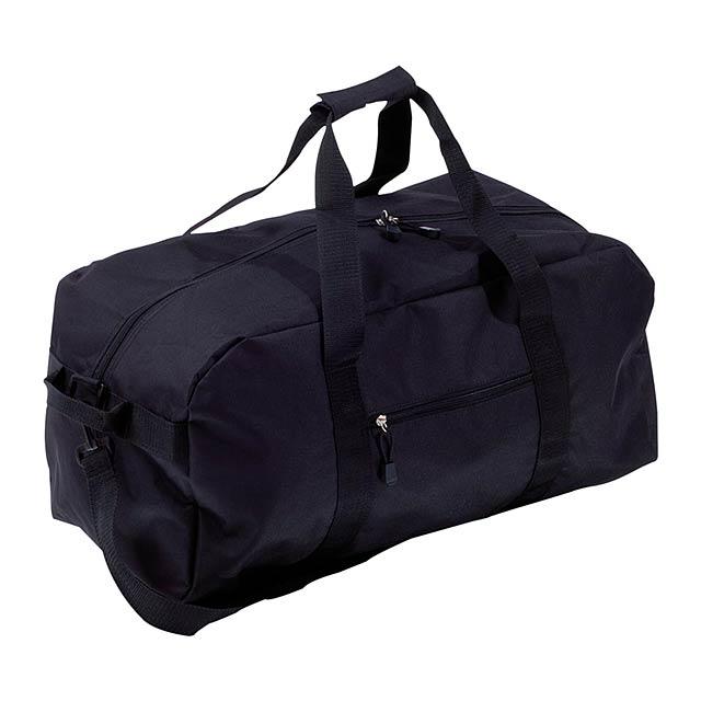Drako sportovní taška - černá