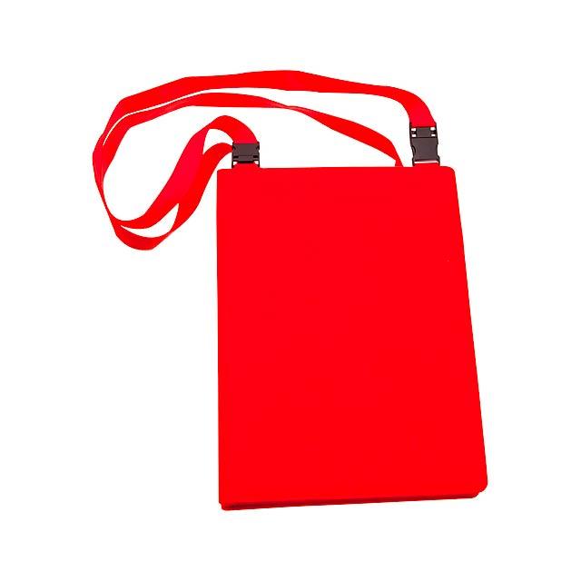 Conquer sloha na dokumenty - červená