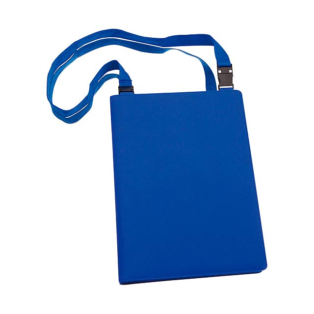 Conquer sloha na dokumenty - modrá