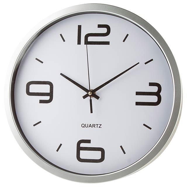 Cronos nástěnné hodiny - biela