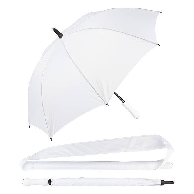 Kanan deštník - bílá