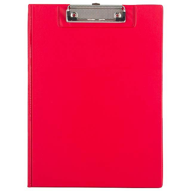 Clasor podložka - červená