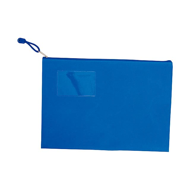 Galba document holder - modrá