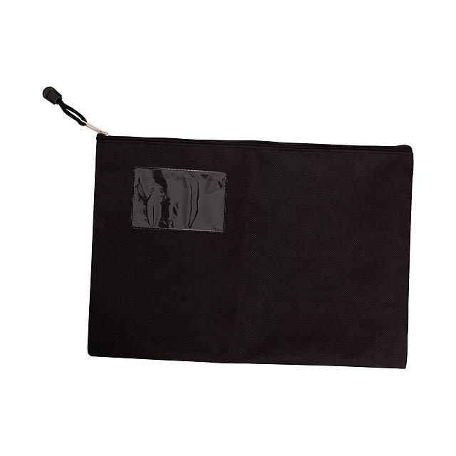 Galba document holder - černá