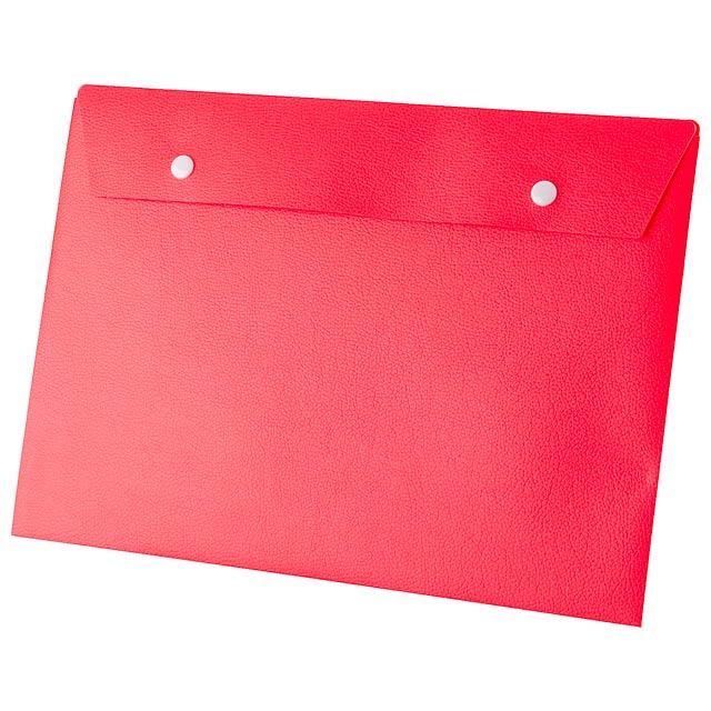 Alice sloha na dokumenty - červená