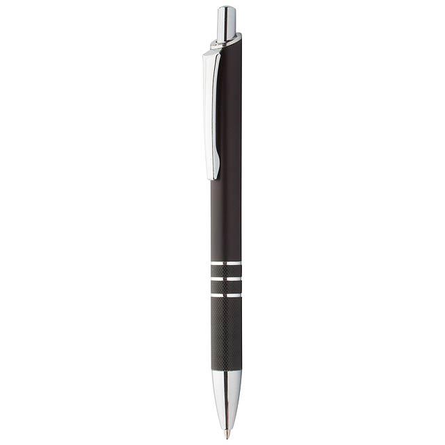 Lane kuličkové pero - černá