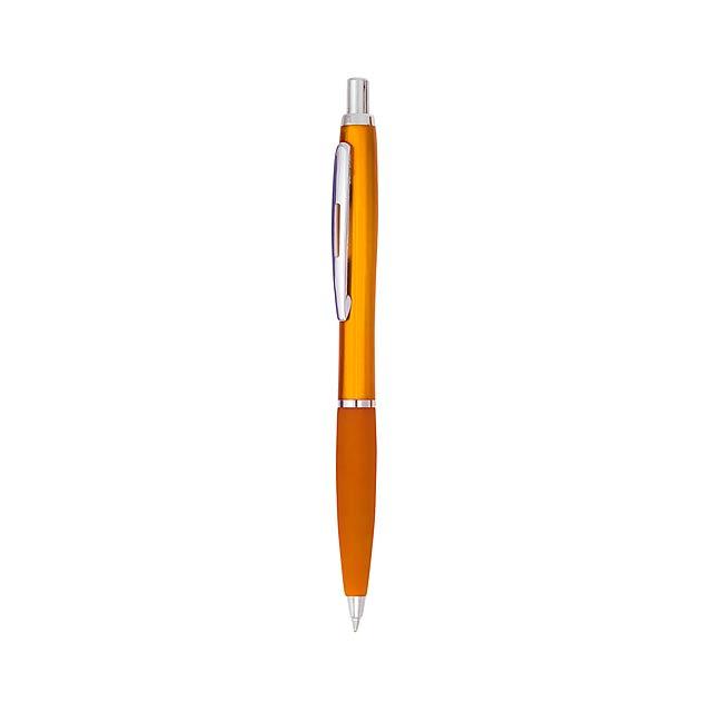 Balu kuličkové pero - oranžová