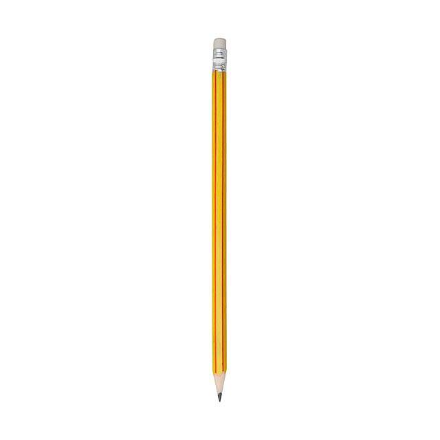 Graf tužka - žltá