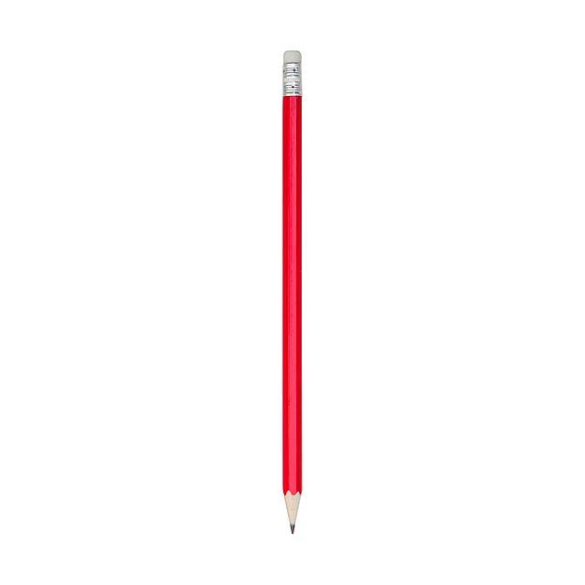 Graf tužka - červená