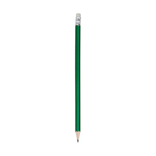 Graf tužka - zelená