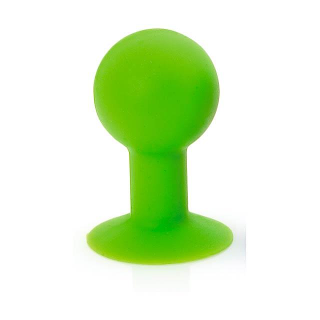 Puck stojan na iPad a iPhone - zelená
