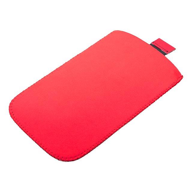 Momo iPhone® 5, 5S pouzdro - červená