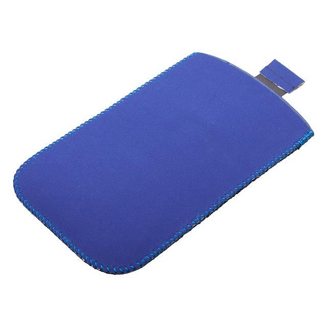 Momo iPhone® 5, 5S pouzdro - modrá