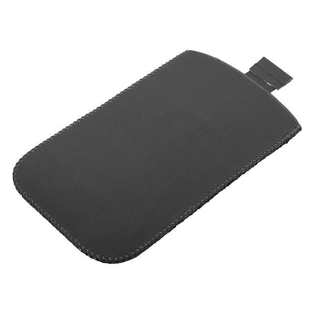 Momo iPhone® 5, 5S pouzdro - černá