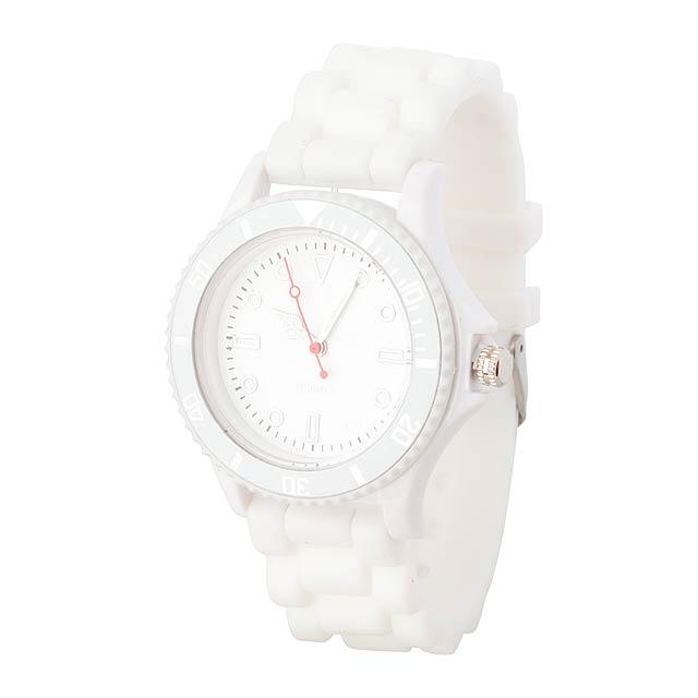 Fobex hodinky - biela