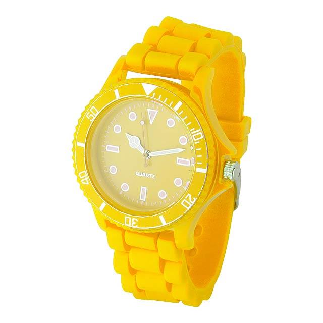 Fobex hodinky - žlutá