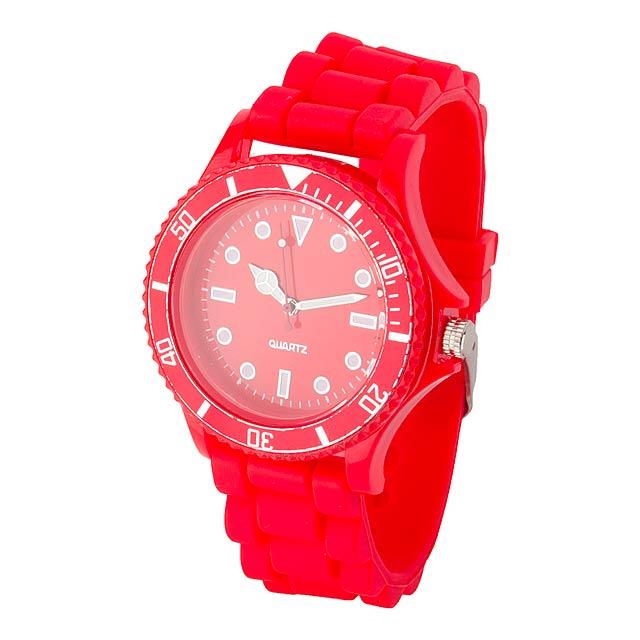 Fobex hodinky - červená