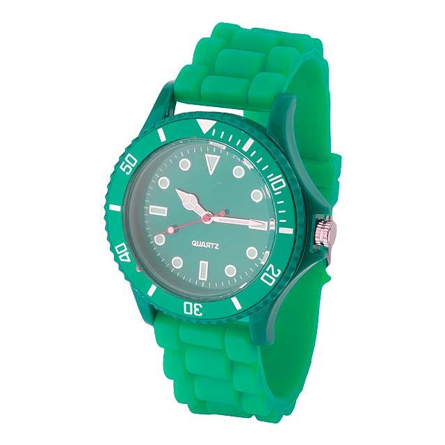 Fobex hodinky - zelená
