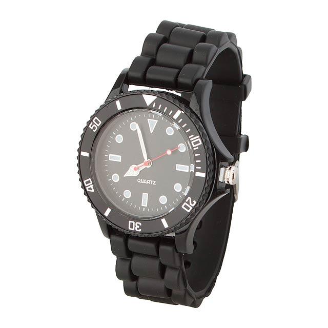 Fobex hodinky - čierna