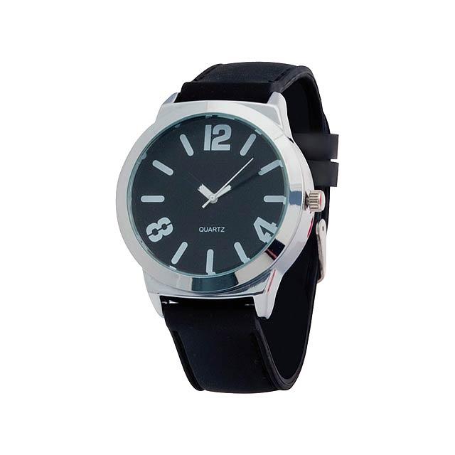 Balder hodinky - černá