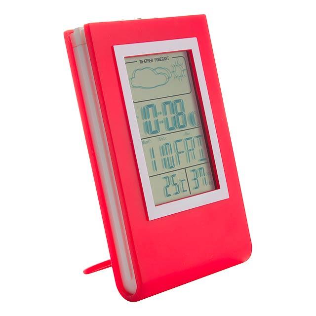 Etna meteorologická stanice - červená