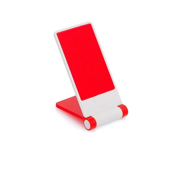 Axel stojan na mobil - červená