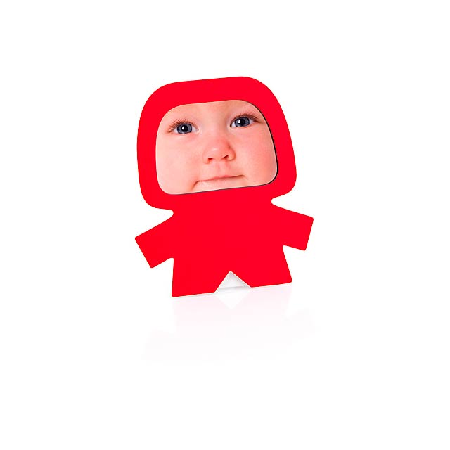 Torqiuis fotorámeček - červená