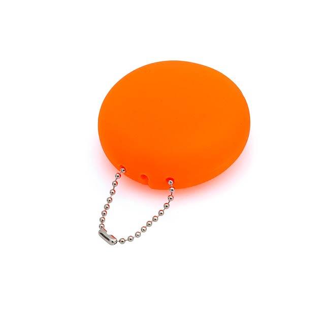 Jared peněženka - oranžová