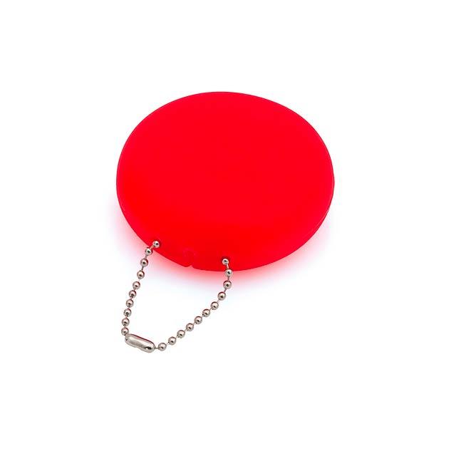 Jared peněženka - červená