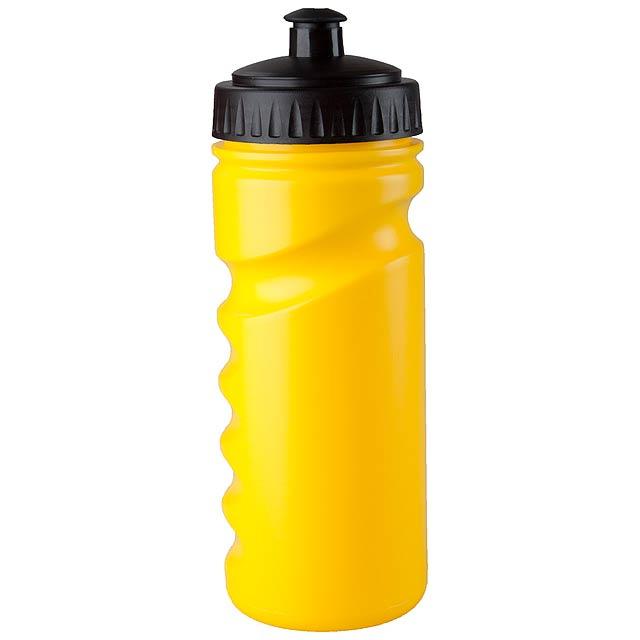 Iskan sportovní lahev - žlutá