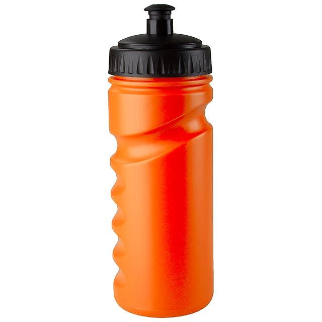 Iskan sportovní lahev - oranžová