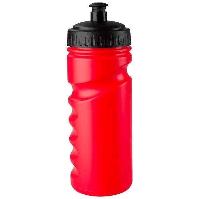Iskan sportovní lahev - červená