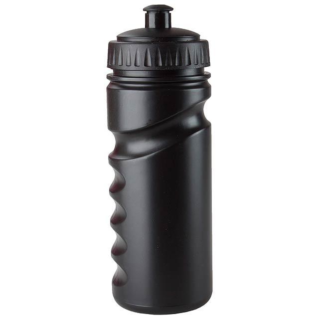 Iskan sportovní lahev - černá