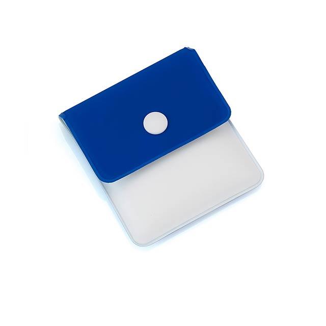 Kyan kapesní popelník - modrá