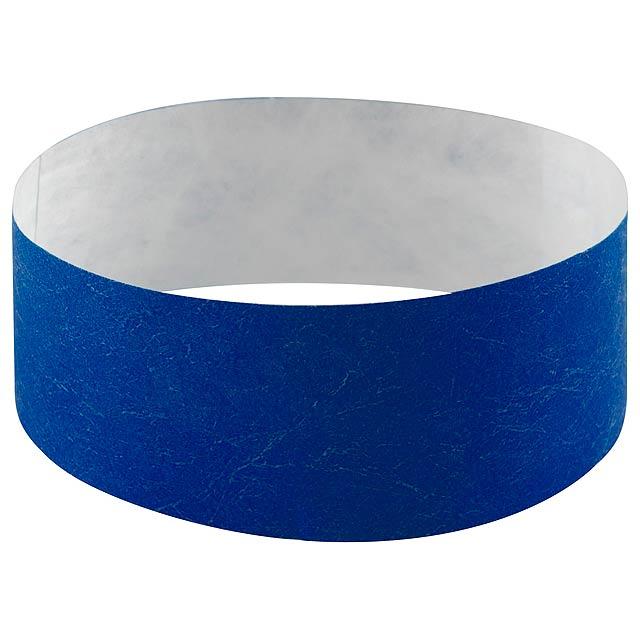 Events náramek - modrá