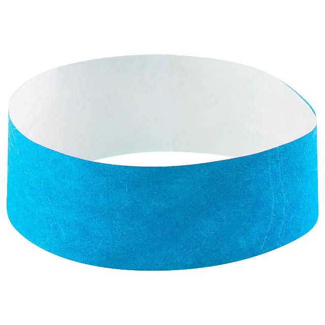 Events - wristband - baby blue