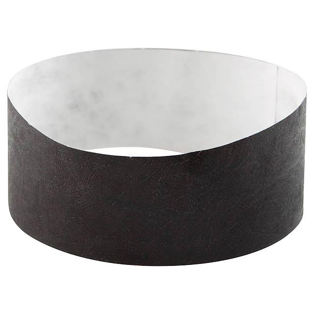 Events náramek - černá