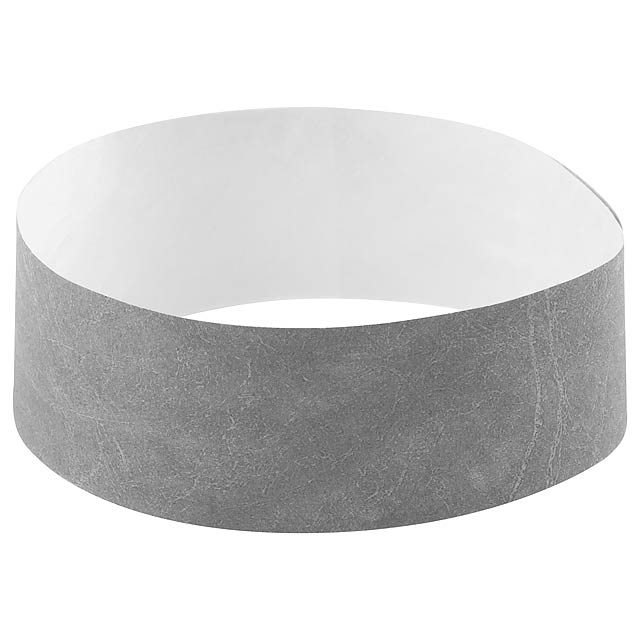 Events - wristband - grey
