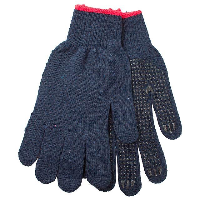 Enox rukavice - modrá