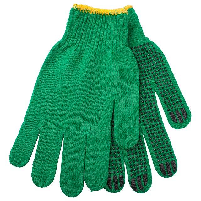Enox rukavice - zelená