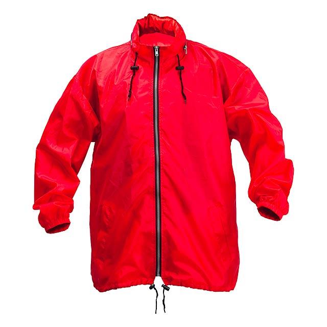Garu pláštěnka - červená