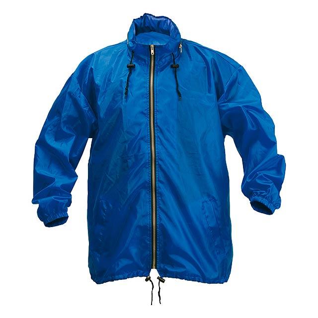 Garu pláštěnka - modrá
